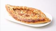挽肉のトルコピザ