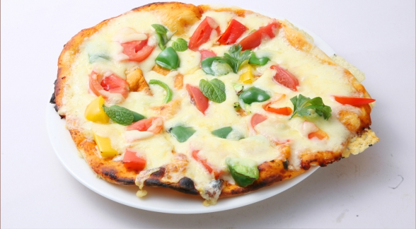 ベジタリアン・ピザ